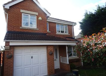 Thumbnail 4 bedroom detached house to rent in Saucemere Drive, Newark