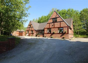 Thumbnail 4 bed detached house for sale in Broncoed Lane, Mold, Flintshire
