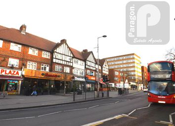 Thumbnail 1 bedroom flat for sale in High Road, Wembley, Middlesex