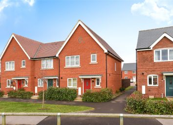Thumbnail 3 bedroom semi-detached house to rent in Caribou Walk, Three Mile Cross, Reading, Berkshire
