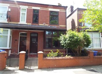 Thumbnail 2 bed semi-detached house for sale in Seaford Road, Salford, Greater Manchester