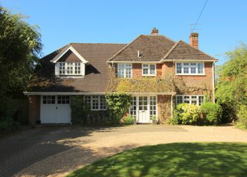 Thumbnail 4 bed detached house for sale in Upper Wield, Alresford