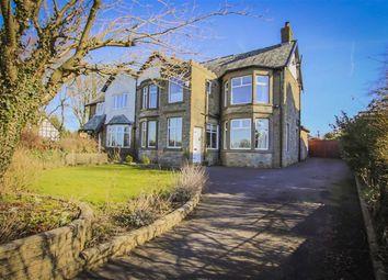 Thumbnail 4 bed semi-detached house for sale in Simonstone Lane, Simonstone, Lancashire