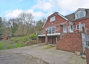 Thumbnail 4 bed detached house for sale in Spacious Detached House With Ground, Penrhiw, Risca - No Chain