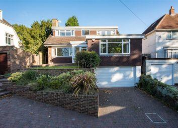 Thumbnail 4 bed detached house for sale in Park Lane East, Reigate, Surrey