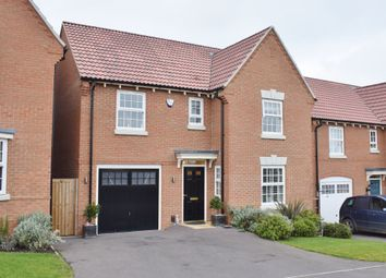 Thumbnail 4 bed detached house for sale in Cherry Close, East Leake