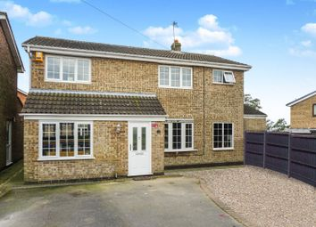 4 bed detached house for sale in Romans Crescent, Coalville LE67