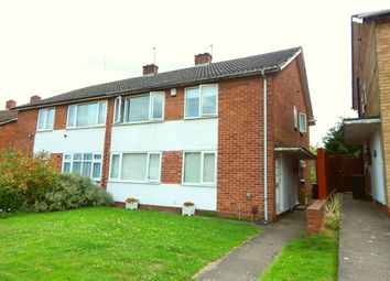 Thumbnail 2 bed flat for sale in Burnside Way, Longbridge, Birmingham