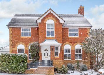Thumbnail 4 bed detached house for sale in Doncaster Close, Stevenage, Hertfordshire
