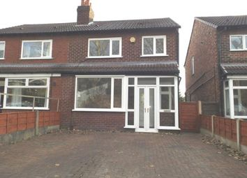 Thumbnail 3 bed semi-detached house for sale in Gower Avenue, Hazel Grove, Stockport, Cheshire