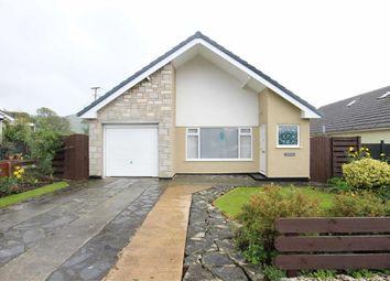 Thumbnail 2 bed detached bungalow for sale in Y Groesffordd, Bryncrug, Tywyn