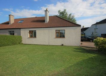 Thumbnail 2 bed semi-detached bungalow for sale in Harley Street, Rosyth, Dunfermline