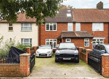 Thumbnail Terraced house for sale in Barnes Avenue, London