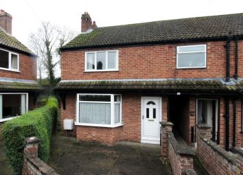 Thumbnail 3 bed end terrace house for sale in Nayfield Close, Driffield