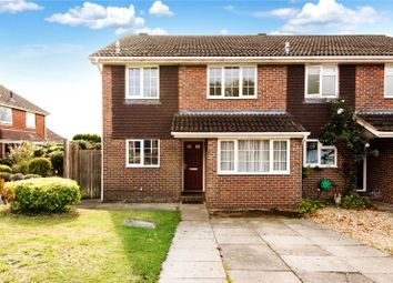 Thumbnail 3 bed end terrace house for sale in Hasted Drive, Alresford, Hampshire