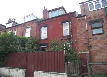 Thumbnail 2 bedroom terraced house for sale in Bayswater Road, Harehills, Leeds