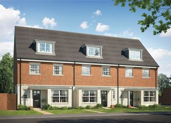 Thumbnail 4 bed end terrace house for sale in Portesbery Square, Portesbery Road, Camberley, Surrey