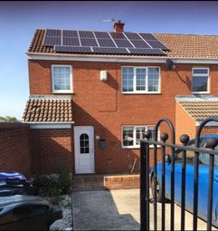 Thumbnail 3 bed town house for sale in Bramley Court, Denaby Main, Doncaster
