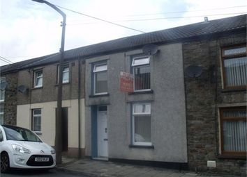 Thumbnail 2 bedroom terraced house for sale in Ton Row, Ton Pentre