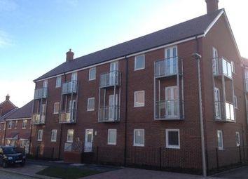 Thumbnail 3 bedroom flat to rent in Santa Cruz Avenue, Newton Leys, Milton Keynes, Buckinghamshire