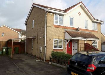 Thumbnail 2 bed semi-detached house to rent in Tom Paine Close, Thorpe Astley, Braunstone, Leicester