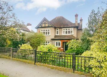 Thumbnail 4 bed detached house for sale in Mapledale Avenue, Croydon, Surrey