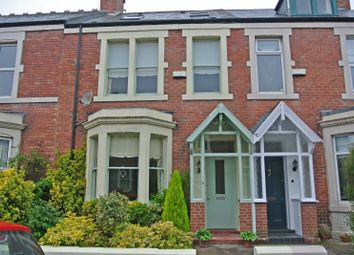 Thumbnail 4 bedroom property for sale in Windsor Terrace, South Gosforth, Newcastle Upon Tyne