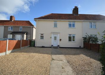 Thumbnail 3 bedroom semi-detached house for sale in Pinder Close, Norwich, Norfolk