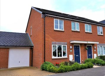 Thumbnail 3 bed semi-detached house for sale in Rimini Road, Andover Down, Andover