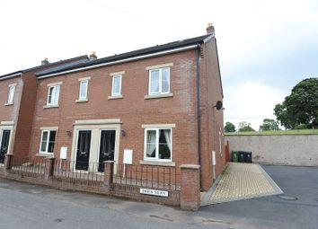 Thumbnail 3 bed terraced house for sale in Brier Lonning, Hayton, Brampton