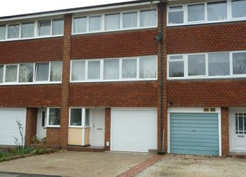 Thumbnail 3 bed town house to rent in Spurfield, West Molesey