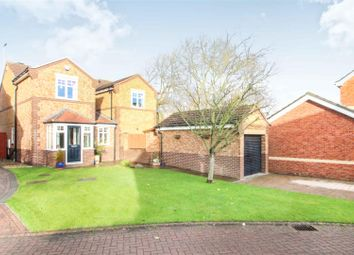 Thumbnail 4 bed detached house for sale in Lavender Walk, Beverley