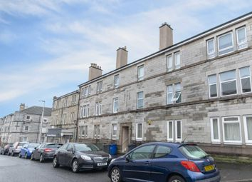Thumbnail 3 bed flat for sale in Canal Street, Johnstone