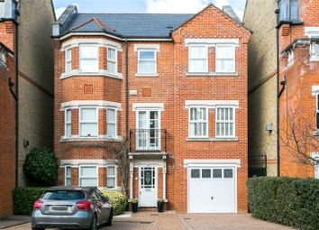 Thumbnail 4 bed detached house for sale in Roseneath Road, London