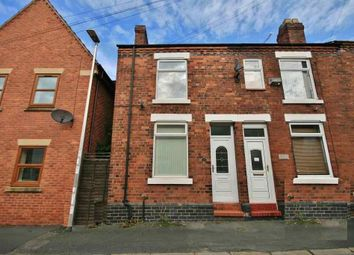 Thumbnail 2 bed end terrace house for sale in Lewis Street, Crewe