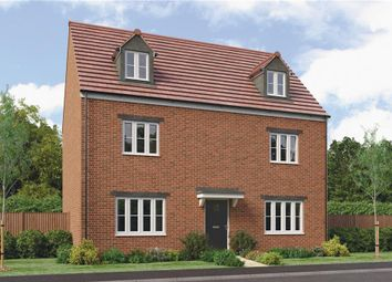 "Thumbnail 5 bed detached house for sale in ""Tadmarton"" at Collins Drive, Bloxham, Banbury"