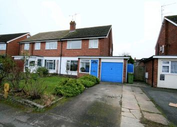 Thumbnail 3 bed semi-detached house to rent in Caernarvon Road, Cheltenham