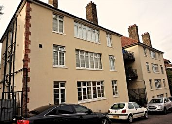 Thumbnail 2 bed flat for sale in Harrington Hill, London