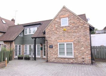 Thumbnail 2 bed semi-detached house for sale in Cleveland Road, Markyate, Hertfordshire