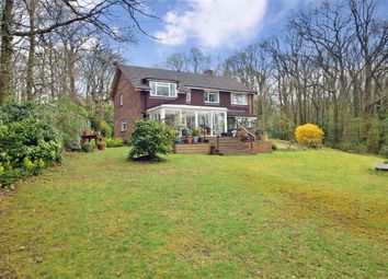 Thumbnail 5 bedroom detached house for sale in Ashlake Copse Road, Fishbourne, Isle Of Wight