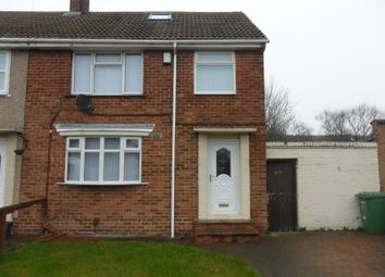 2 bed semi-detached house to rent in Dowson Road, Hartlepool TS24