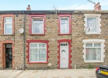 Thumbnail 3 bed terraced house for sale in Gellideg Street, Maesycwmmer, Hengoed