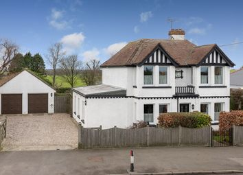 Thumbnail 4 bed detached house for sale in New Dover Road, Capel-Le-Ferne, Folkestone