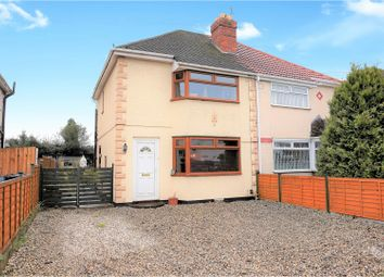 Thumbnail 3 bed semi-detached house for sale in Sion Avenue, Kidderminster