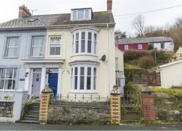 Thumbnail 4 bed semi-detached house to rent in Feidr Fawr, Cardigan