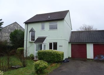 Thumbnail 2 bed detached house for sale in Christa Court, Upton Cross, Liskeard
