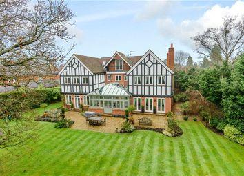 Camp Road, Gerrards Cross, Buckinghamshire SL9. 5 bed detached house for sale