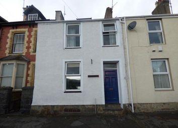 Thumbnail 4 bed terraced house for sale in Garth Road, Bangor, Gwynedd