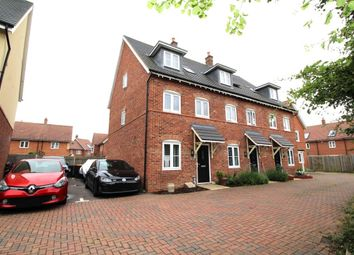 Thumbnail 4 bed end terrace house for sale in Hilton Close, Kempston, Bedford, Bedfordshire