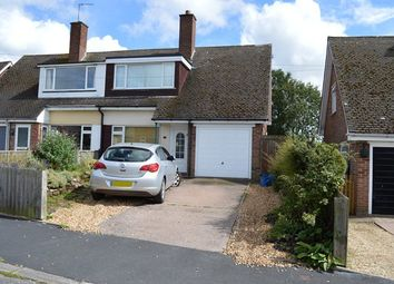 Thumbnail 3 bed semi-detached house to rent in Symons Way, Market Drayton